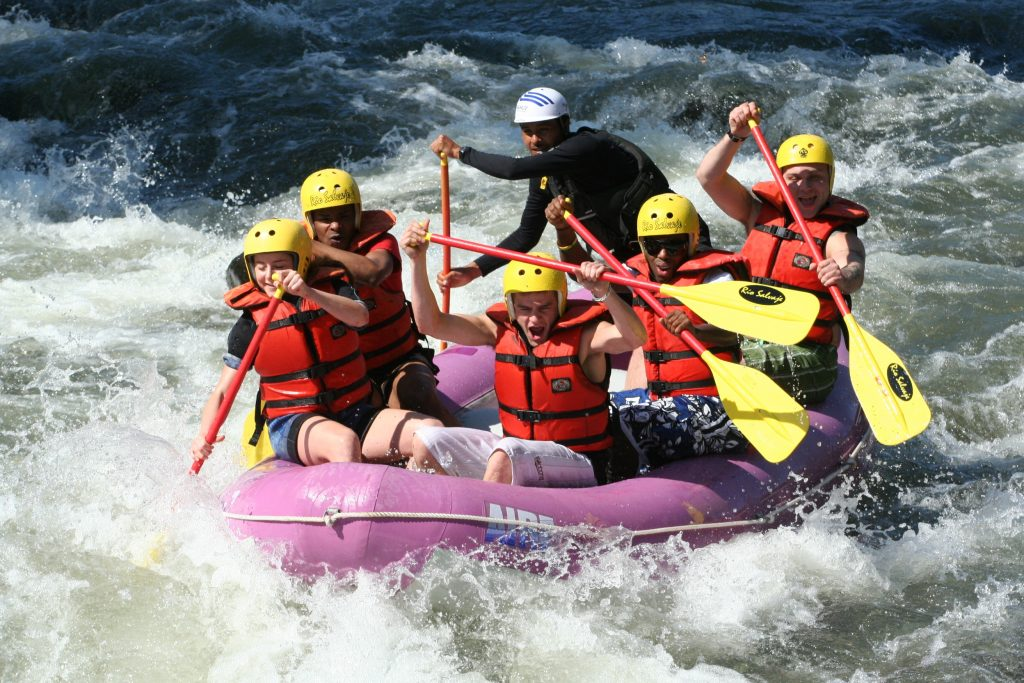 Rafting Ubud Activities