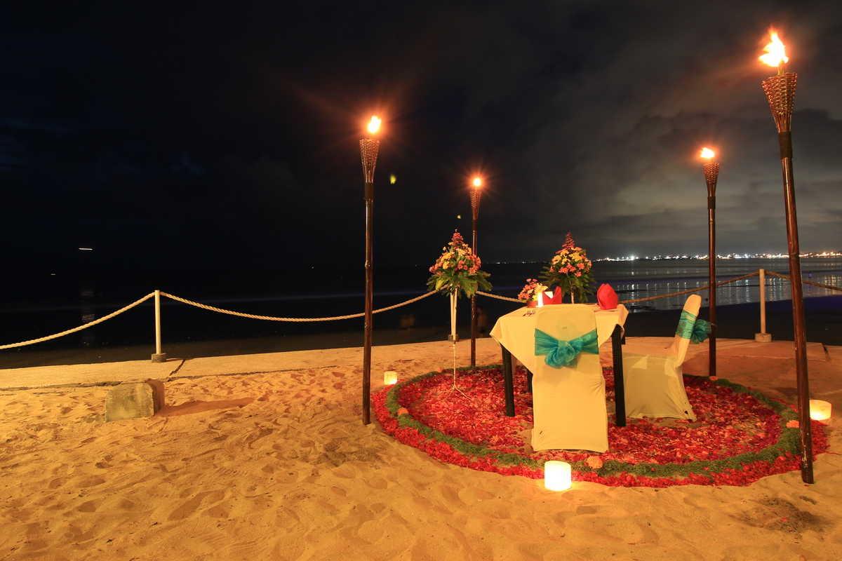 11 Romantic Activities to Celebrate Valentine's Day in Bali