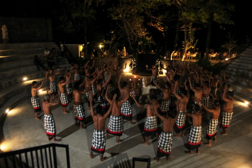 best places to watch kecak
